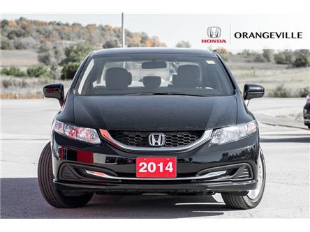 2014 Honda Civic LX (Stk: F19301A) in Orangeville - Image 2 of 18