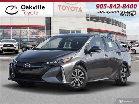 2020 Toyota Prius Prime Base (Stk: 20286) in Oakville - Image 1 of 23