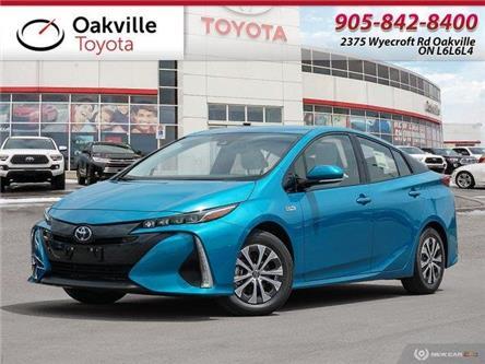2020 Toyota Prius Prime Base (Stk: 20276) in Oakville - Image 1 of 23