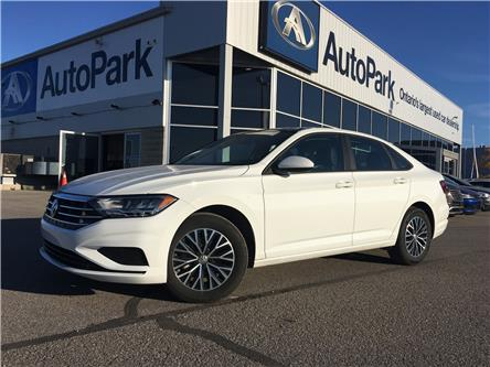 2019 Volkswagen Jetta 1.4 TSI Highline (Stk: 19-60686RJB) in Barrie - Image 1 of 26