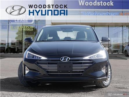 2020 Hyundai Elantra Preferred w/Sun & Safety Package (Stk: EA20031) in Woodstock - Image 2 of 43