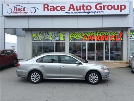 2013 Volkswagen Passat 2.0 TDI Trendline (Stk: 16903A) in Dartmouth - Image 1 of 17