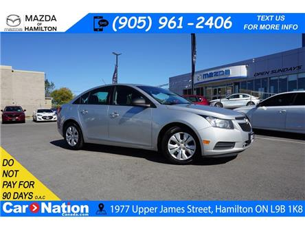 2014 Chevrolet Cruze 1LS (Stk: DR192A) in Hamilton - Image 1 of 34