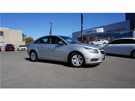 2014 Chevrolet Cruze 1LS (Stk: DR192A) in Hamilton - Image 2 of 34