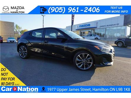 2019 Hyundai Veloster 2.0 GL (Stk: DR218) in Hamilton - Image 1 of 33
