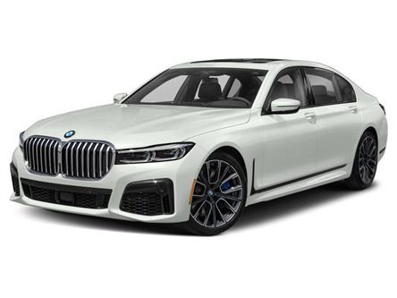 2020 BMW 750i xDrive (Stk: N38260) in Markham - Image 1 of 9