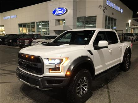 2018 Ford F-150 Raptor (Stk: 1961038A) in Vancouver - Image 1 of 27