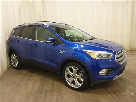 2017 Ford Escape Titanium (Stk: 19100102) in Calgary - Image 1 of 30