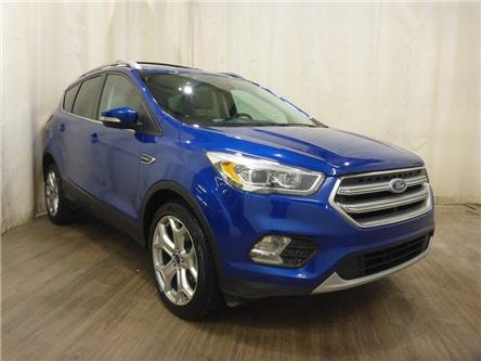 2017 Ford Escape Titanium (Stk: 19100102) in Calgary - Image 2 of 30
