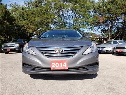 2014 Hyundai Sonata GL| Loaded| Bluetooth| Alloys and more.. (Stk: 5489) in Stoney Creek - Image 2 of 16