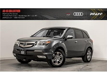 2009 Acura MDX Technology Package (Stk: C7124A) in Woodbridge - Image 1 of 22