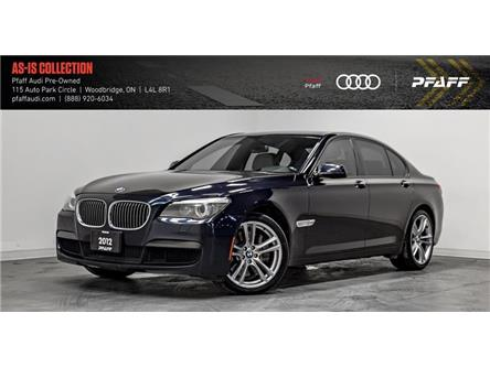 2012 BMW 750  (Stk: T16247A) in Woodbridge - Image 1 of 20