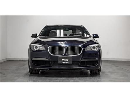 2012 BMW 750  (Stk: T16247A) in Woodbridge - Image 2 of 20