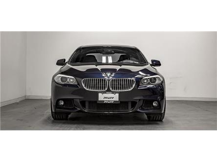 2011 BMW 550i xDrive (Stk: T17335A) in Woodbridge - Image 2 of 21