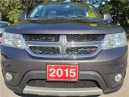 2015 Dodge Journey SXT| 7 pass| Navi| back up camera| rear A/C (Stk: 5478) in Stoney Creek - Image 2 of 20