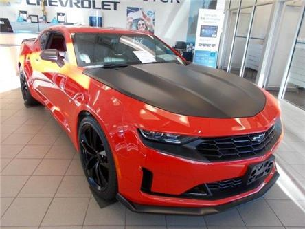 2019 Chevrolet Camaro 1LT (Stk: T19083) in Campbell River - Image 1 of 14