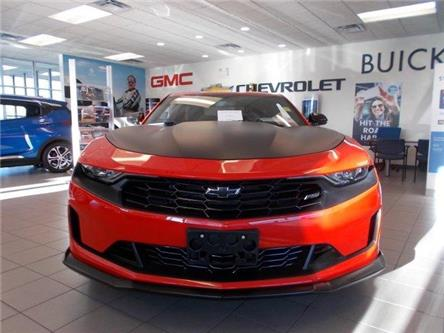 2019 Chevrolet Camaro 1LT (Stk: T19083) in Campbell River - Image 2 of 14