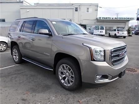 2019 GMC Yukon SLT (Stk: T19119) in Campbell River - Image 1 of 19