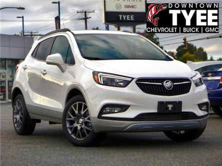 2019 Buick Encore Sport Touring (Stk: T19033) in Campbell River - Image 1 of 22