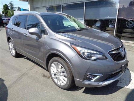 2019 Buick Envision Premium I (Stk: T19224) in Campbell River - Image 1 of 24