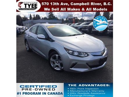 2017 Chevrolet Volt LT (Stk: T19331A) in Campbell River - Image 1 of 30