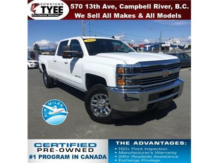 2018 Chevrolet Silverado 3500HD LT (Stk: T19305A) in Campbell River - Image 1 of 30