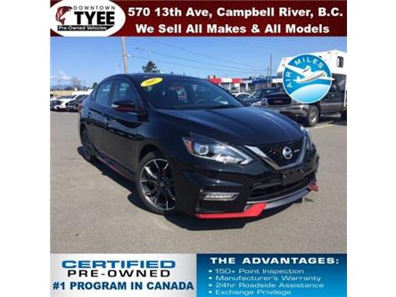 2017 Nissan Sentra Nismo (Stk: T19131A) in Campbell River - Image 1 of 30