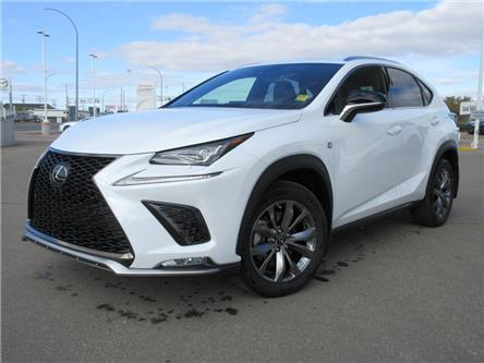 2020 Lexus NX 300 Base (Stk: 209016) in Regina - Image 1 of 43