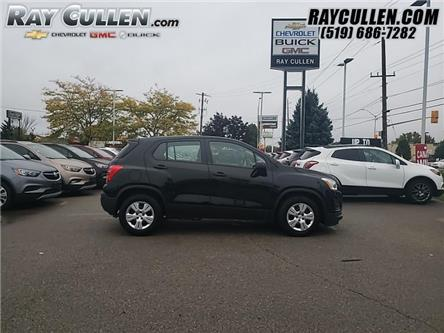 2016 Chevrolet Trax LS (Stk: 117479) in London - Image 1 of 18