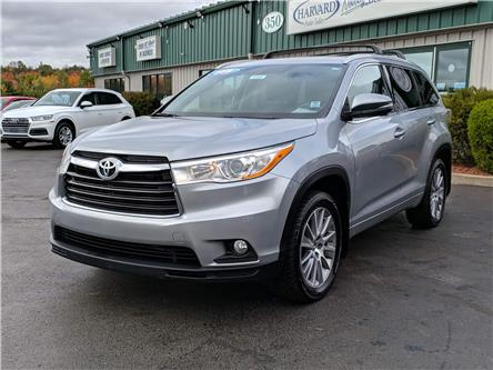 2016 Toyota Highlander XLE (Stk: 10560) in Lower Sackville - Image 1 of 22