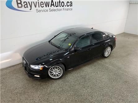 2016 Audi A4 2.0T Komfort plus (Stk: 35828W) in Belleville - Image 2 of 24