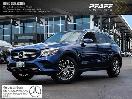 2019 Mercedes-Benz GLC 300 Base (Stk: 38768D) in Kitchener - Image 1 of 18