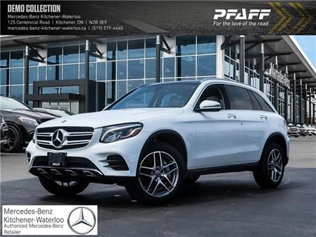 2019 Mercedes-Benz GLC 300 Base (Stk: 38820D) in Kitchener - Image 1 of 17