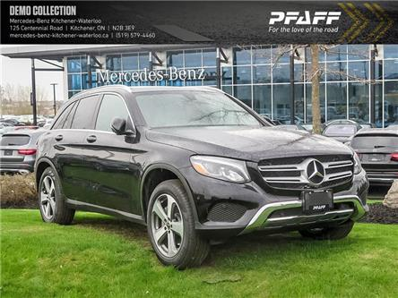 2019 Mercedes-Benz GLC 300 Base (Stk: 39036D) in Kitchener - Image 1 of 18