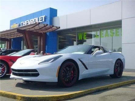 2019 Chevrolet Corvette Stingray Z51 (Stk: M4347-19) in Courtenay - Image 1 of 12
