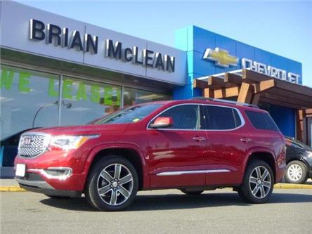 2019 GMC Acadia Denali (Stk: M4099-19) in Courtenay - Image 1 of 30