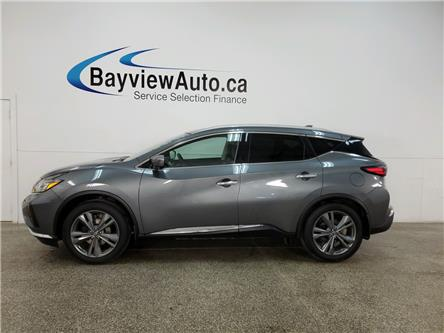 2019 Nissan Murano Platinum (Stk: 35806W) in Belleville - Image 1 of 27