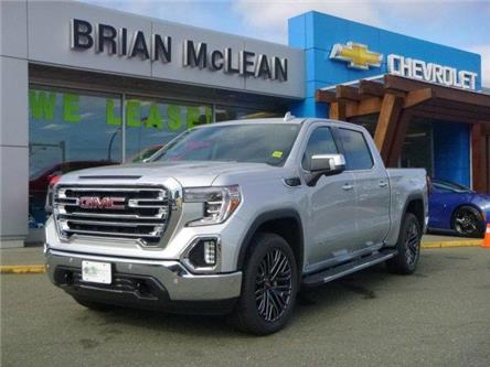 2019 GMC Sierra 1500 SLT (Stk: M4370-19) in Courtenay - Image 1 of 30
