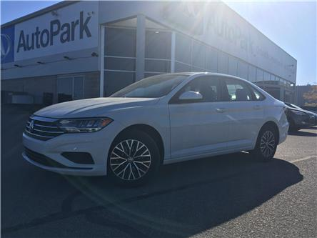 2019 Volkswagen Jetta 1.4 TSI Highline (Stk: 19-85376RJB) in Barrie - Image 1 of 26