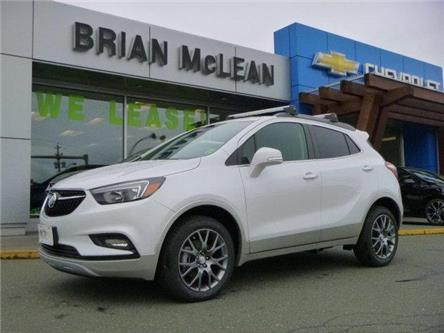 2019 Buick Encore Sport Touring (Stk: M4196-19) in Courtenay - Image 1 of 30