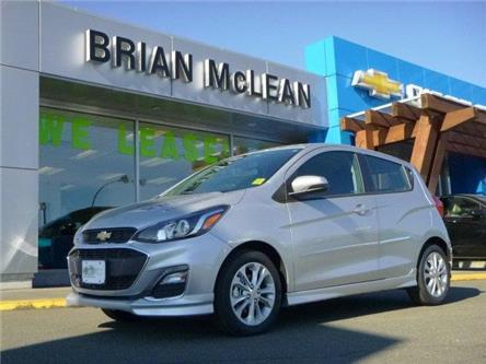 2019 Chevrolet Spark 1LT Manual (Stk: M4129-19) in Courtenay - Image 1 of 28