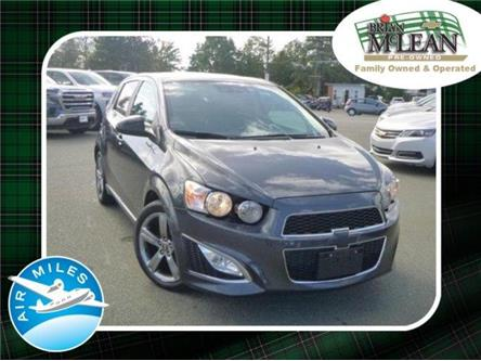 2016 Chevrolet Sonic RS Auto (Stk: M4329A-19) in Courtenay - Image 1 of 30