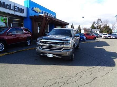 2017 Chevrolet Silverado 1500 High Country (Stk: M2218-17) in Courtenay - Image 1 of 20