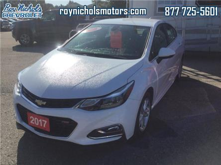 2017 Chevrolet Cruze LT Auto (Stk: P6447) in Courtice - Image 1 of 12