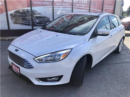 2016 Ford Focus Titanium (Stk: 334488) in Toronto - Image 2 of 13
