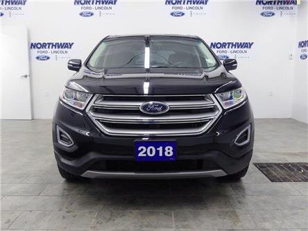 2018 Ford Edge SEL | AWD | HTD SEATS | BACKUP CAM | PUSH START | (Stk: DR483) in Brantford - Image 2 of 41