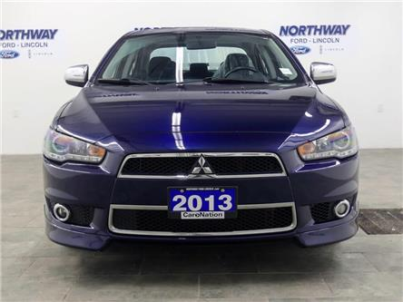 2013 Mitsubishi Lancer SE | SUNROOF | MANUAL TRANSMISSION! | HTD SEATS | (Stk: MU93864A) in Brantford - Image 2 of 33