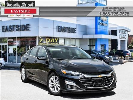 2019 Chevrolet Malibu LT (Stk: KF217617) in Markham - Image 1 of 21