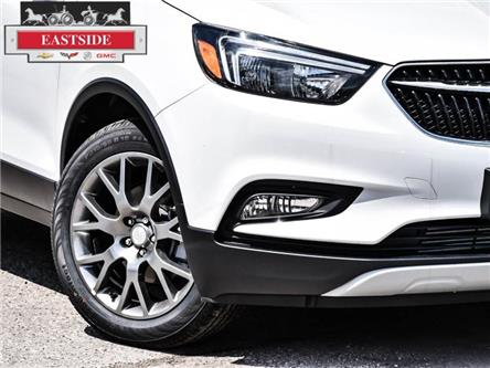 2019 Buick Encore Sport Touring (Stk: KB893811) in Markham - Image 2 of 22