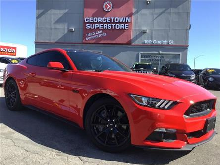 2017 Ford Mustang GT | BACK UP CAM | 5.0L V8 | AUTO | 23,740KM (Stk: NIS) in Georgetown - Image 2 of 26